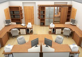 Заказать корпусную мебель в Череповце